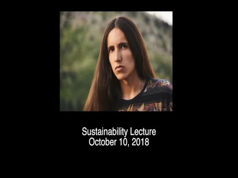 President's Lecture on Sustainability 2018