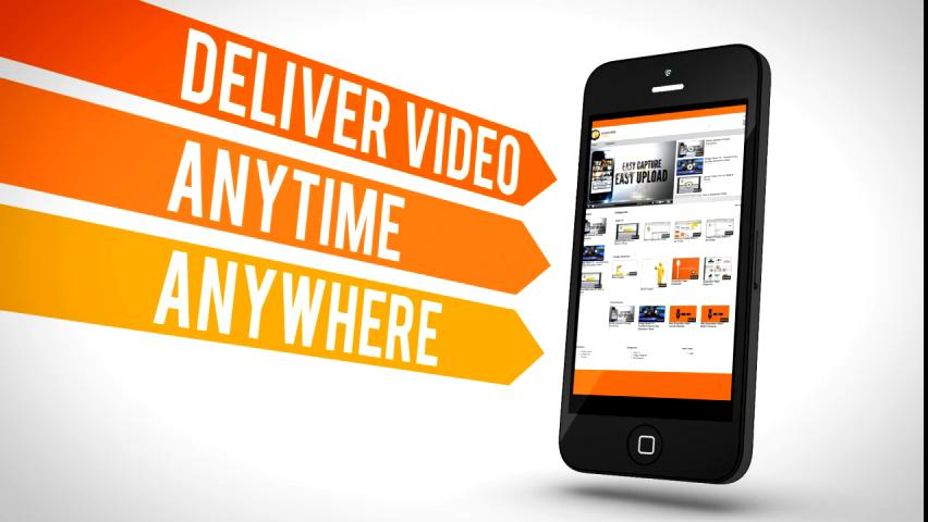 Deliver Video Anytime, Anywhere