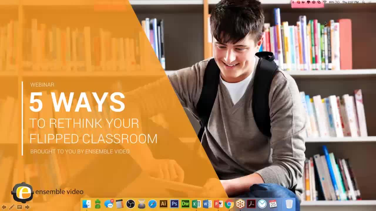 5 Ways to Rethink Your Flipped Classroom