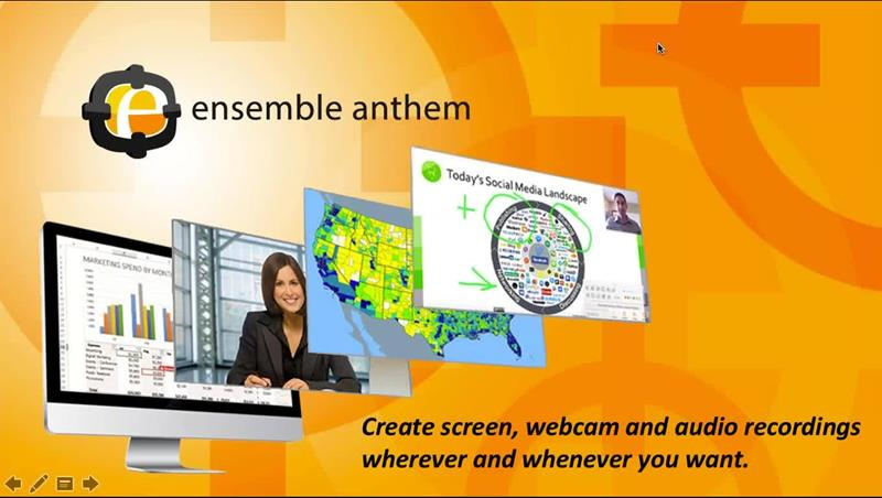Ensemble Anthem Webinar